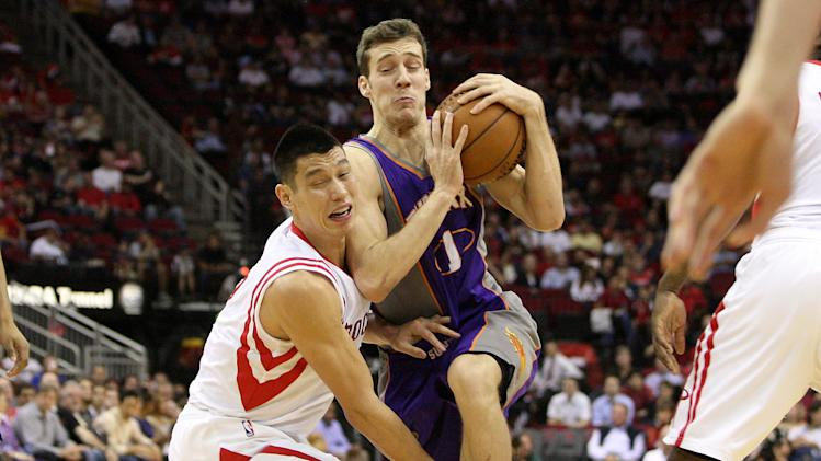 NBA: Phoenix Suns at Houston Rockets