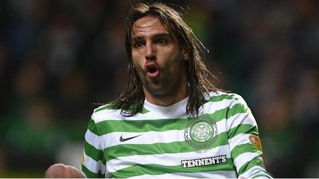 Scottish Premier League - Samaras strikes late in Celtic thriller