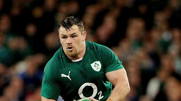 Ireland prop Cian Healy has been ruled out for eight weeks following surgery on his right ankle.
