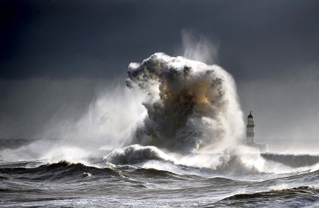 Gale force winds have been forecast for parts of the UK