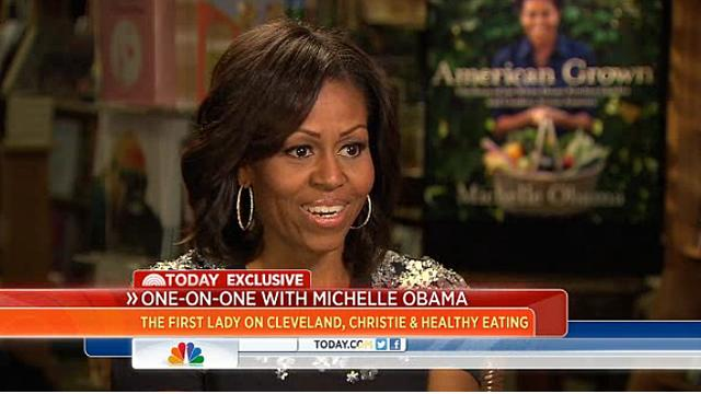 Michelle Obama's Mother's Day Plan: 'Sleep In'