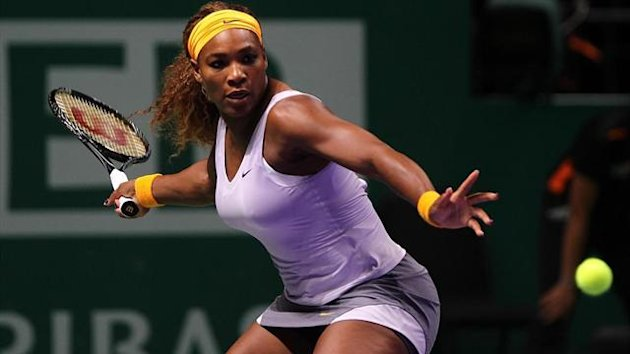 Serena Williams WTA Champs