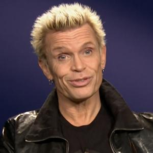 Billy Idol's Writing Challenge