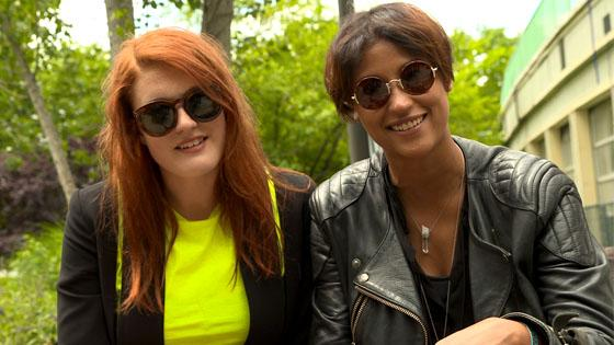 Icona Pop Talks Style and Music with The Thread