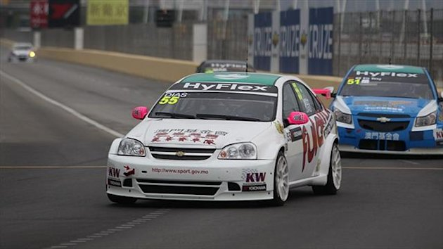 WTCC China Dragon Racing Team