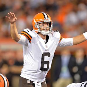 Aditi Kinkhabwala: Cleveland Browns 'disappointed' in receiver corps