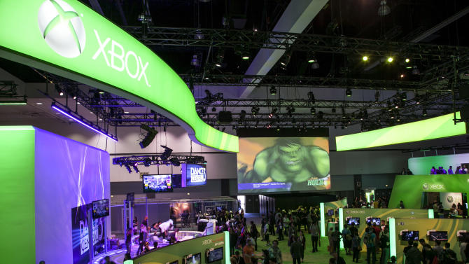 Microsoft hypes next-gen Xbox One games at E3