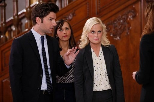 Exclusive Parks and Recreation Video: The Knope 2012 &#39;Spin Team&#39; Blazes the Campaign Trail