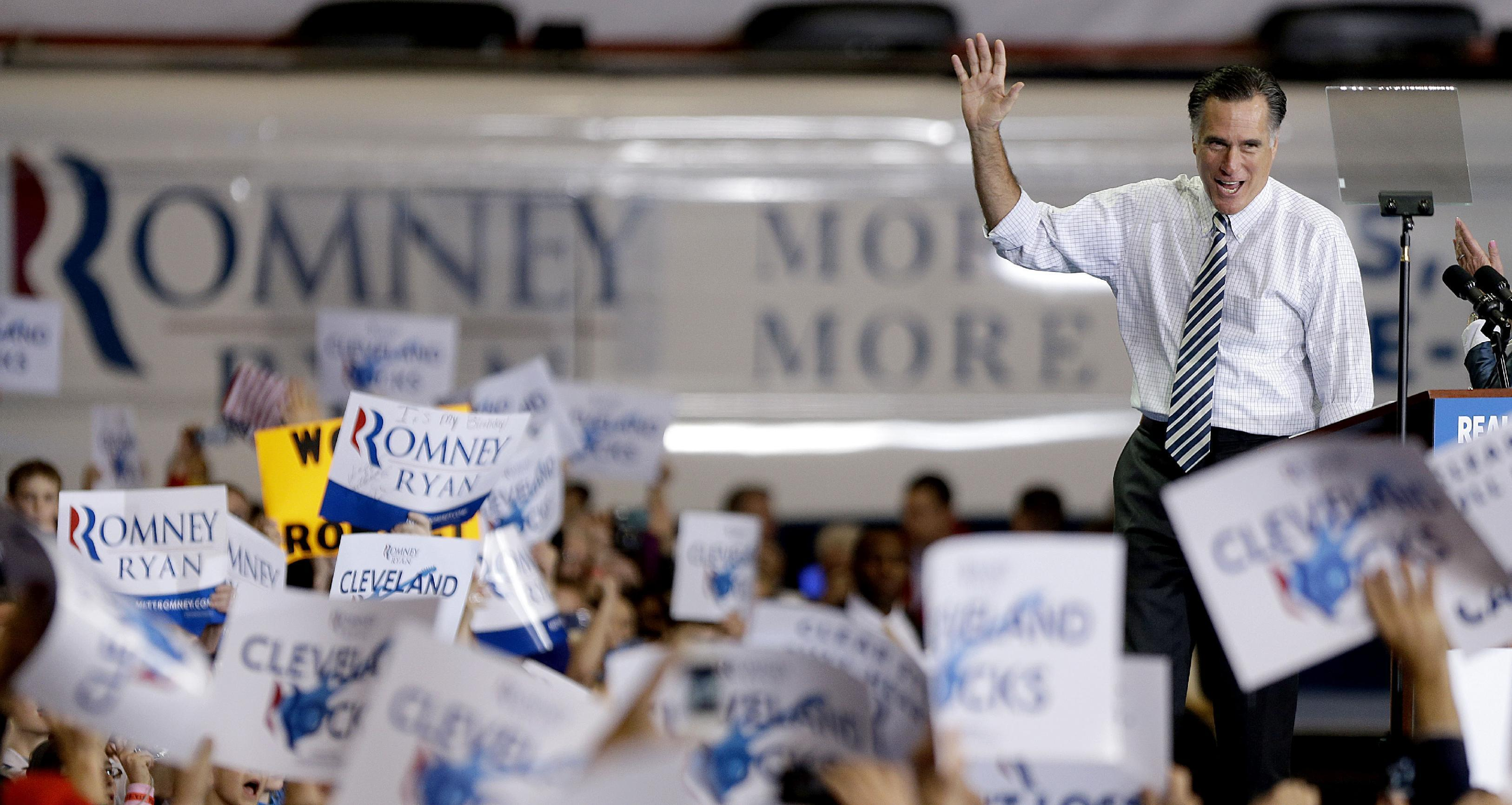 Horrified by Trump, Democrats getting nostalgic about Romney