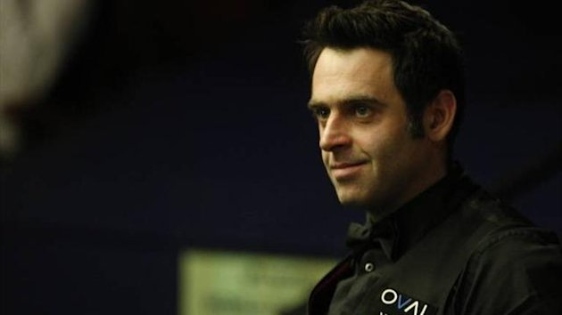 Ronnie O'Sullivan at Crucible-2013