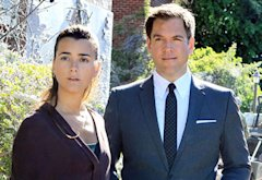 Cote de Pablo, Michael Weatherly | Photo Credits: Sonja Flemming/CBS