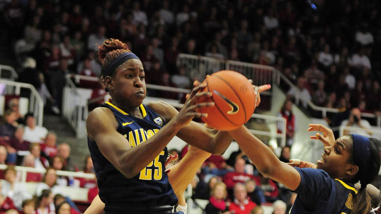 NCAA Womens Basketball: California at Stanford