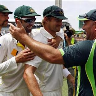 No respite for England: Lehmann