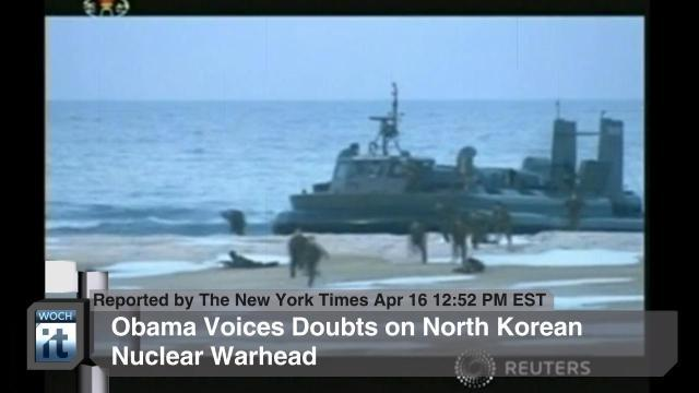 Obama News - Tupelo, Senate, North Korea