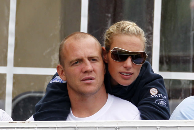 Zara Phillips husband Mike Tindall reported to have 'groped' another...