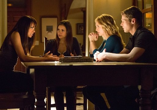Vampire Diaries Boss Reveals Why She Killed Off [Spoiler]! Plus: Scoop on Elena&#39;s New &#39;Happy Place,&#39; Bonnie&#39;s &#39;Visions&#39; and More!
