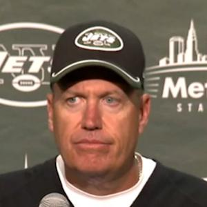 New York Jets head coach Rex Ryan: Quarterback Geno Smith will learn from this