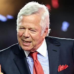 New England Patriots owner Robert Kraft's latest media address
