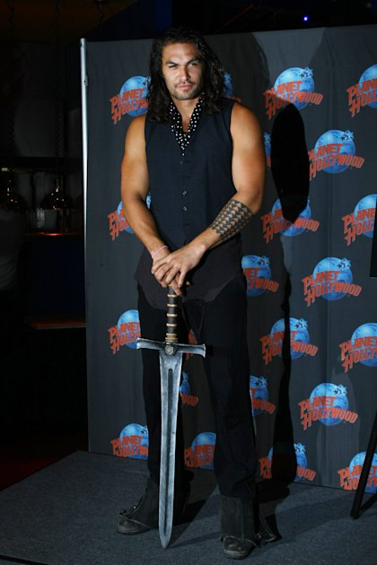 Jason Momoa Visits Planet …