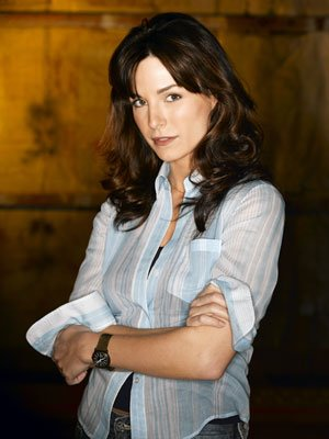 Lisa Sheridan ABC's Invasion