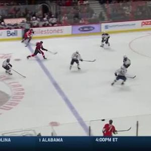 Brian Elliott Save on Patrick Wiercioch (03:53/1st)