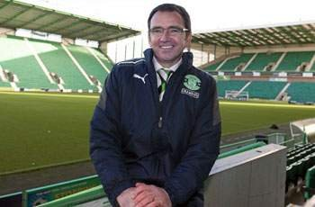 Hibernian boss Fenlon demands team effort ahead of Scottish Cup Final
