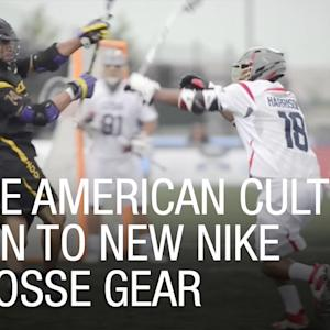 Native American Culture Tied in to New Nike Lacrosse Gear
