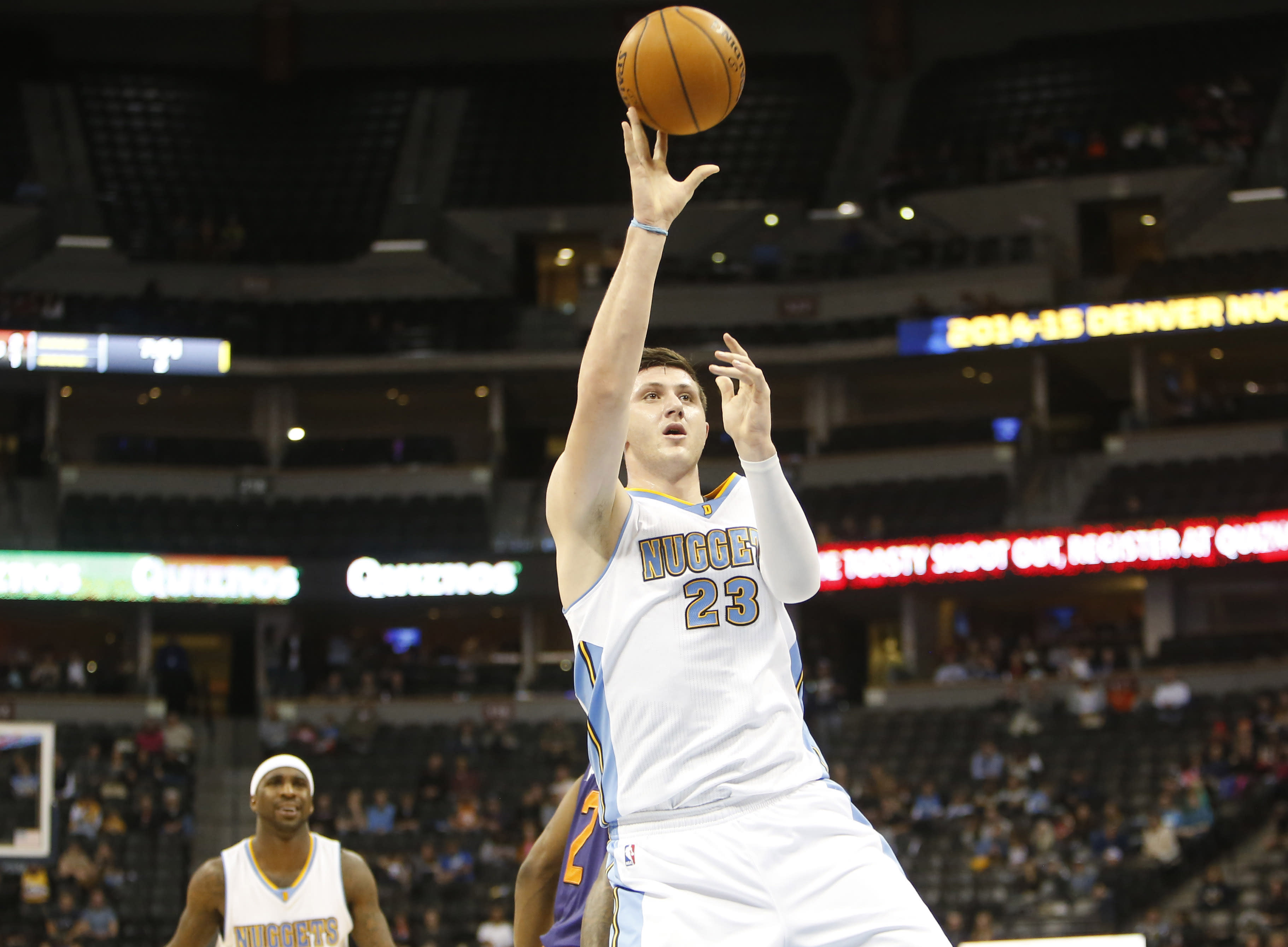 Jusuf Nurkic taunts with kindness, earns hilarious technical foul