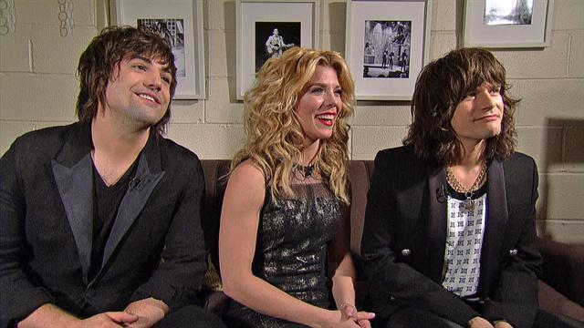 Live On Letterman Interview - The Band Perry