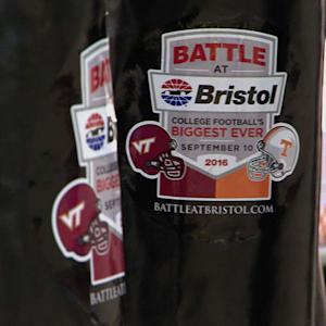 Inside Access with Miss Sprint Cup: Battle at Bristol