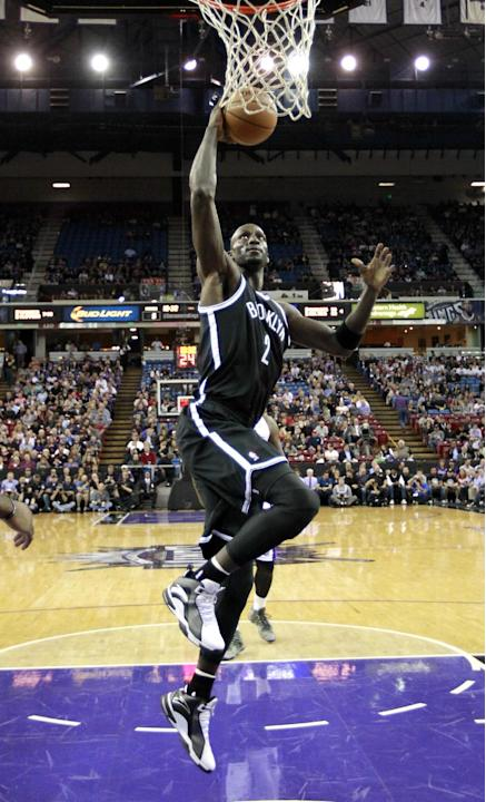 Kings beat Nets 107-86 to snap 5-game skid