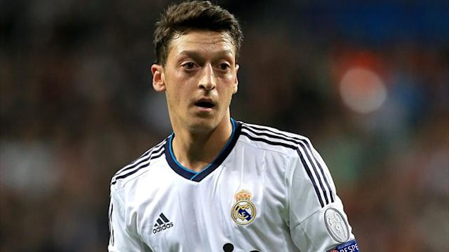 Mesut Ozil, Real Madrid