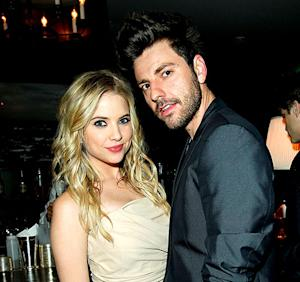 Ashley Benson Dating Ex-Boyfriend Ryan Good Again, Make Out at Birthday Party in NYC
