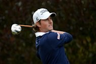 Webb Simpson during the final round of the US Open at The Olympic Club on June 17. New US Open champion Simpson is making a quick PGA return this week, joining fellow reigning US major champions Bubba Watson and Keegan Bradley at the Travelers Championship
