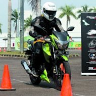 Forum Wartawan Otomotif Gelar Safety Riding