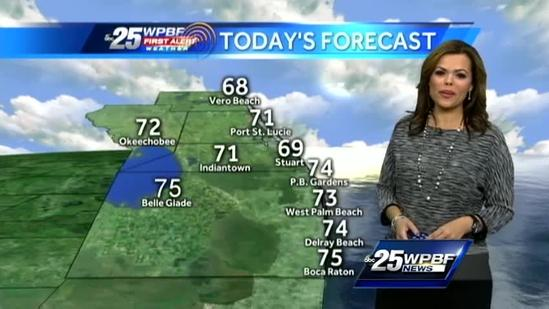 Monday Afternoon First Alert Forecast Feb. 4