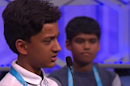 The entire spectrum of human emotion, in one spelling bee Vine