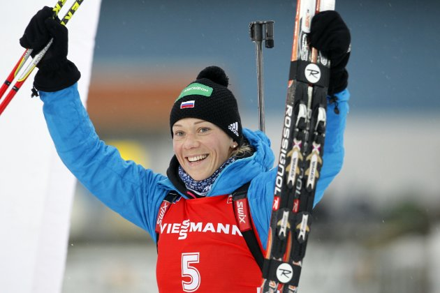 FIS Nordic World Cup - Biathlon - Women's Pursuit