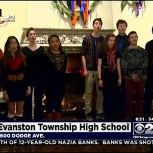Evanston Students Help Teach Stories Behind Season's Songs