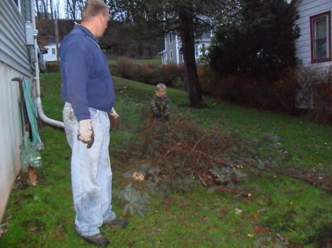 First Person: Clean-up of Hurricane Sandy Begins in Pennsylvania