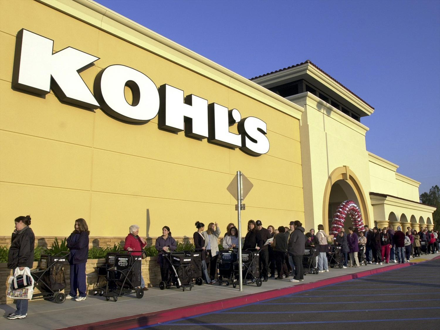 Kohl's cuts profit forecast; Ralph Lauren sinks on sales miss; Royal Dutch Shell gains on job cuts