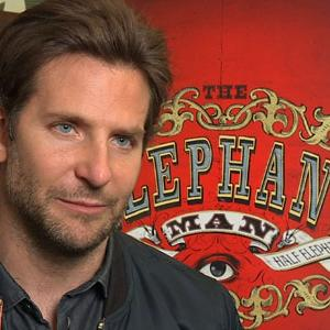 Bradley Cooper on Broadway's 'Elephant Man'