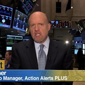 Jim Cramer: Apple Earnings Show Why He Always Says Hold Apple