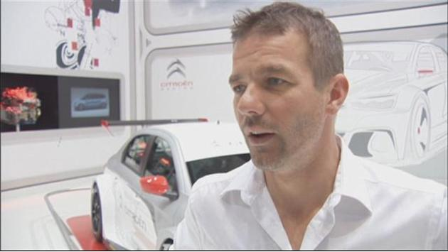 WTCC - Loeb on transition to WTCC