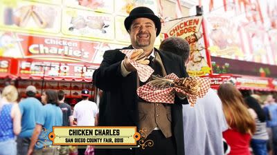 Chicken Charlie to Unveil New Fried Food Creations at the Fair