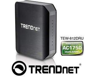 TRENDnet(R) Announces Next Generation AC1750 Dual Band Wireless Router