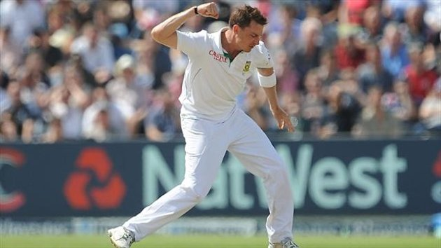 Dale Steyn took four wickets in South Africa's dramatic win over Australia