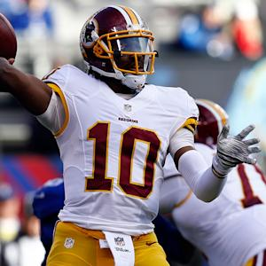 Why RG3 could be a fantasy football hero in Week 16
