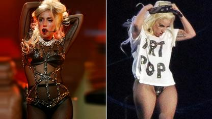 Is Gaga Flaunting a Fuller Figure?
