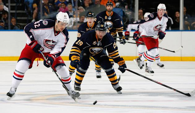Columbus Blue Jackets v Buffalo Sabres